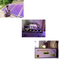 EMINENT 1KW solar Plant installation At Les Ateliers De Pondichery Private Limited,Pondicherry