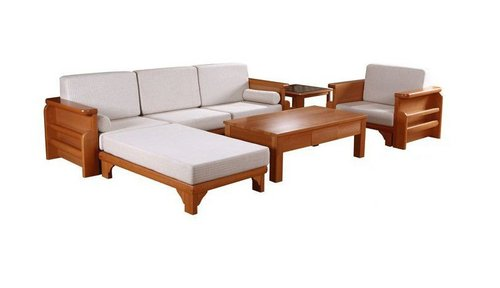 Wooden Sofa Set वुडन सोफा सेट View Specifications