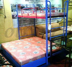 Pullout Bunk Bed