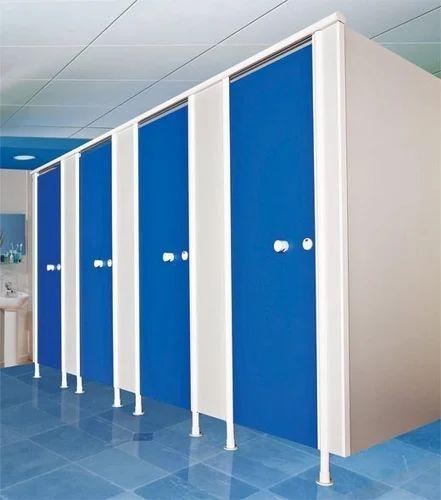 Modular Toilet Cubicles Nylon Series Toilet Cubicles