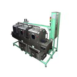 Multistage Parts Cleaning Machine