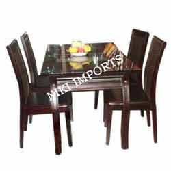 Glass Dining Set