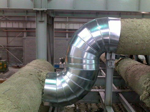 Ducting Cladding And Industrial Insulation Services In