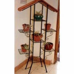 Iron Garden Tiles Stand