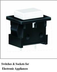 Switches & Sockets for Electronic Appliances