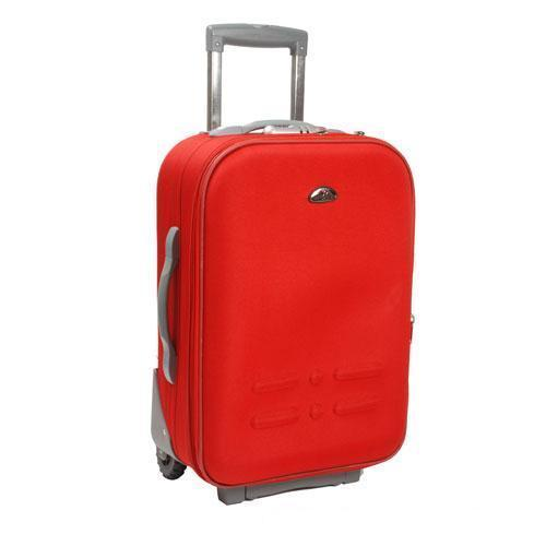 Red Color Trolley Bag