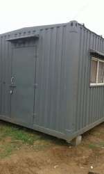 10ft Portable Security Cabin