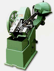 Thread Rolling Machine High Speed