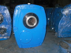 Crusher Plant Hold Back SMSR Gearbox