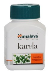 Medicine Grade Ayurvedic Products Himalaya Karela Capsules, Packaging Type: Bottle , For Clinical