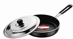 Fry Pan ( with Stainless Steel Lid )