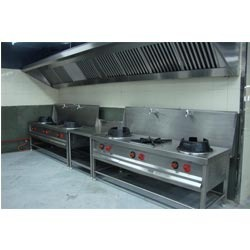 Kitchen Fume Exhaust System