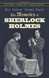 The Memoirs Of Sherlock Holmes (Dover Thrift Editions) Book