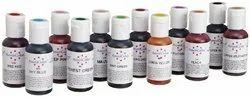 Food Colors - Edible Colours Of - Martellato, Americolor ...