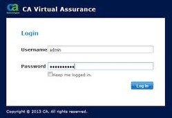 Ca Virtual Assurance For Infrastructure Managers
