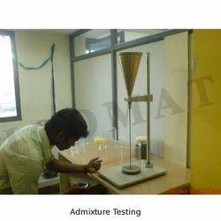 Admixture Testing