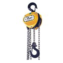 1 ton Indef Chain Pulley Block
