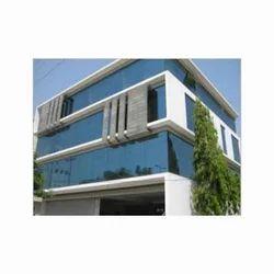 Aluminium Structural Glazing Service