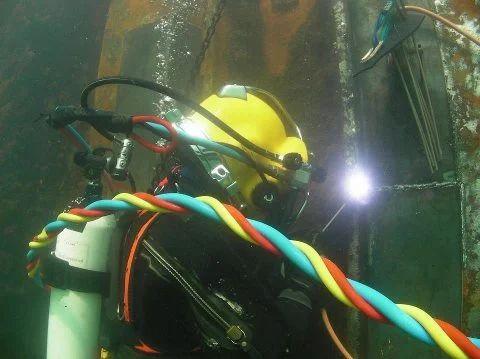 Underwater Welding Service, For Industrial