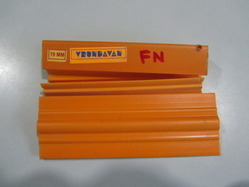 Orange Color PVC Profile