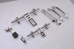 White Metal Door Kit Sets