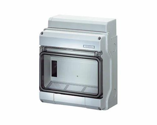 Circuit Breaker Box, Electrical Panels & Distribution Box | Hensel ...