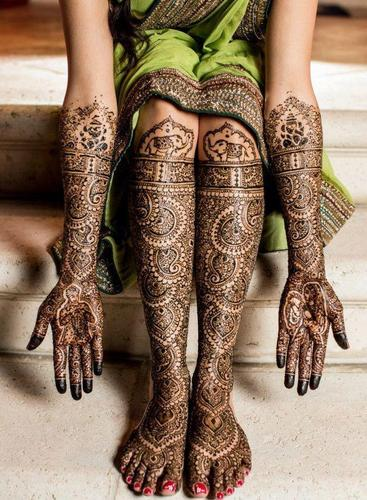 Body Art Henna Henna Powder Sojat Moli Henna Industries Id