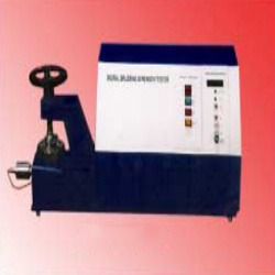 Bursting Strength Tester (Digital Model)