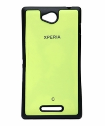 SONY Back Cover Cases XPERIA M BLUE