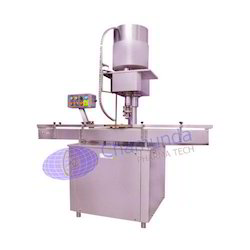 SS Screw Cap Sealing Machines