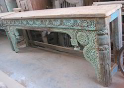 Console Table Repurposed