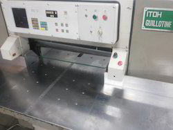 Itoh 72 Paper Cutting Machine