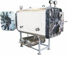 Semi Automatic Autoclave