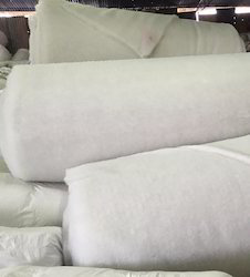 Polyester fiber Conjugate Fibre Polyfill, Packaging Type: Roll, Grade: New