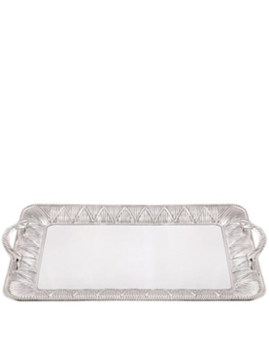 805fbd419600f Silver Plated Square Tray