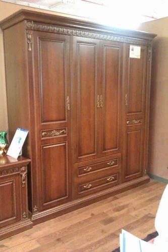 dining room almirah designs | Teak Wood Almirah at Rs 55000 /piece | Wooden Almirah | ID ...
