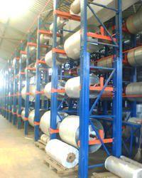 Fabric Roll Storage Rack