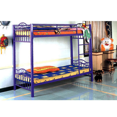 4 To 8 Year Metal Kids Bunk Bed Rs 7500 Piece Rolex Furniture