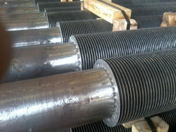 Helical Solid Finned Tubes