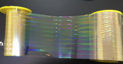Valid Holograms for PVC Card Printers