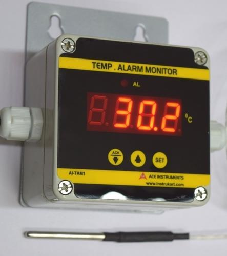 Server Room Temperature Monitor at Rs 3000 /number | Temperature ...
