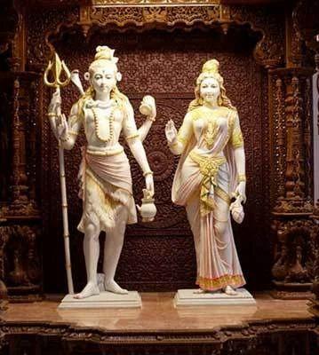 Shiv Parvati Statue Shiva Parvati Statue Manufacturer