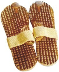 Wooden Acupressure Tools Comb Massager Exporter From New