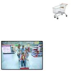 Shopping Trolley for Shopping Malls