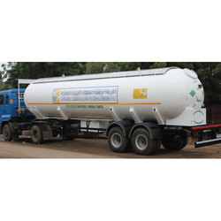 Ammonia Mobile Road Tanker