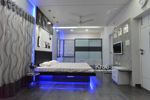 Interior Designing Of Apartments In Ahmedabad Navrangpura By Kruti Interior Designer And Architecture Id 8317878391