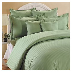 Green Plain Bed Sheet