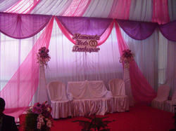 Party decoration services wedding hall decoration party event decoration services junglespirit Choice Image