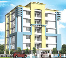 PEARL Luxury Apartments - Flats Project