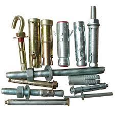 Nut Bolt & Washer M.S., S.S. High Tensile